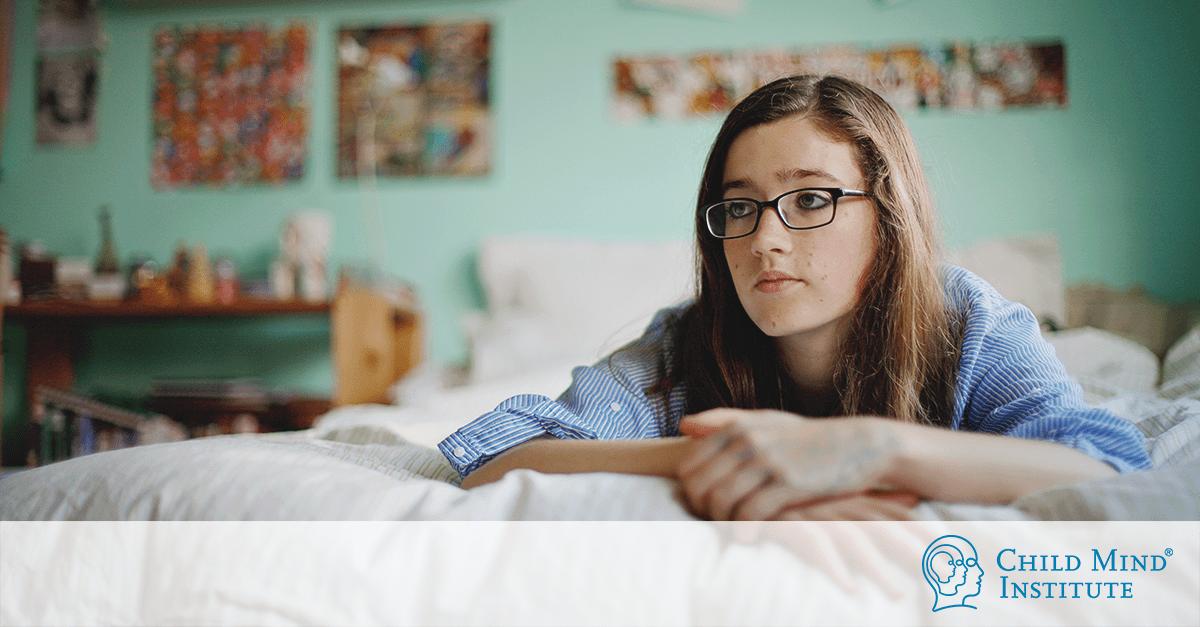 What Is Premenstrual Dysphoric Disorder (PMDD)? | Child Mind