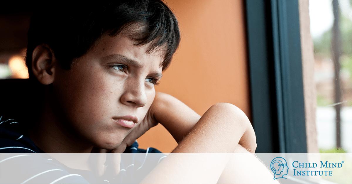 DMDD: Extreme Tantrums and Irritability