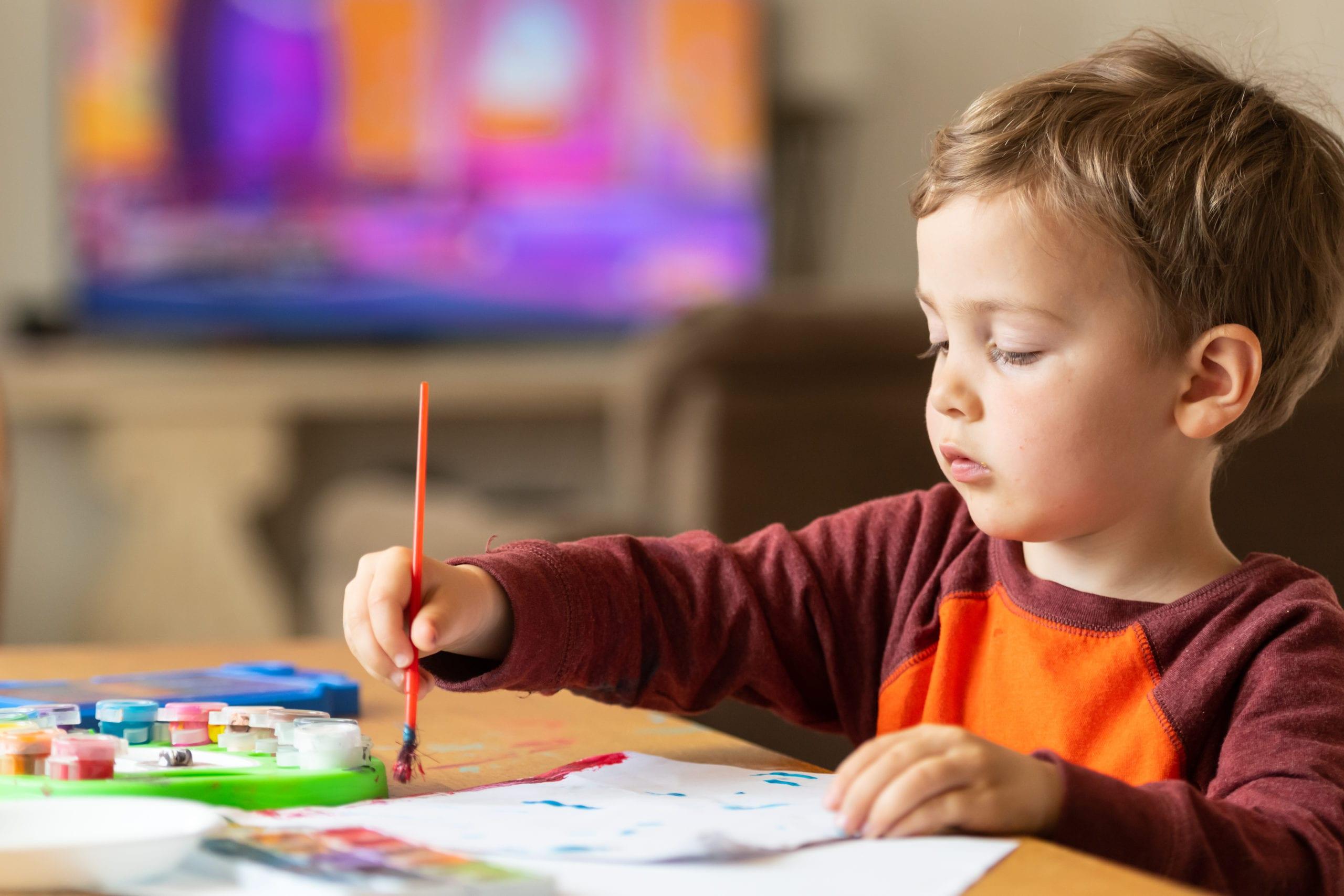 Niños De Preescolar Ideas Para Apoyar El Aprendizaje En Casa Child Mind Institute